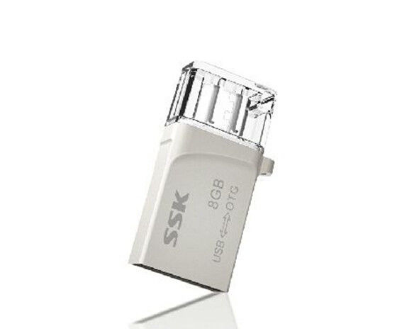 Metal Micro Usb Otg Flash Drive For Android Phone 128MB 256MB 512MB